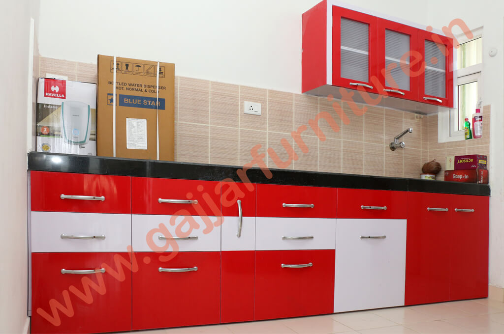 Modular Pvc Kitchen Furniture In Ahmedabad Kaka Sintex Pvc Modular Color Combination