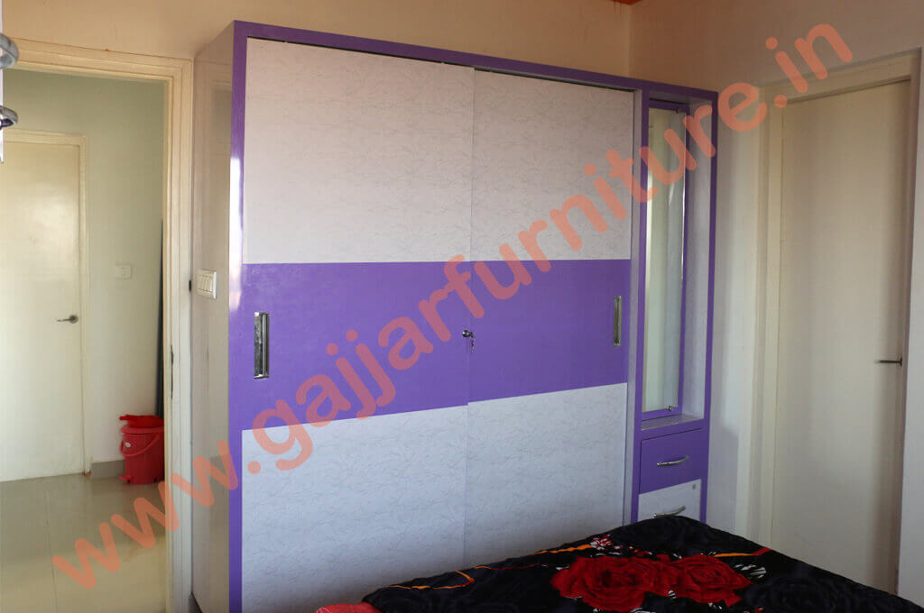 Furniture Design Wardrobe modular pvc wardrobe furniture in ahmedabad | kaka, sintex pvc