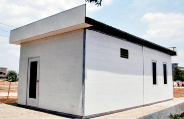 Prefab house manufacturer in Gujarat India