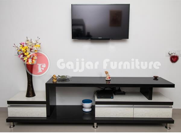 Modular PVC TV Unit Furniture in Ahmedabad | KAKA, Sintex PVC ...