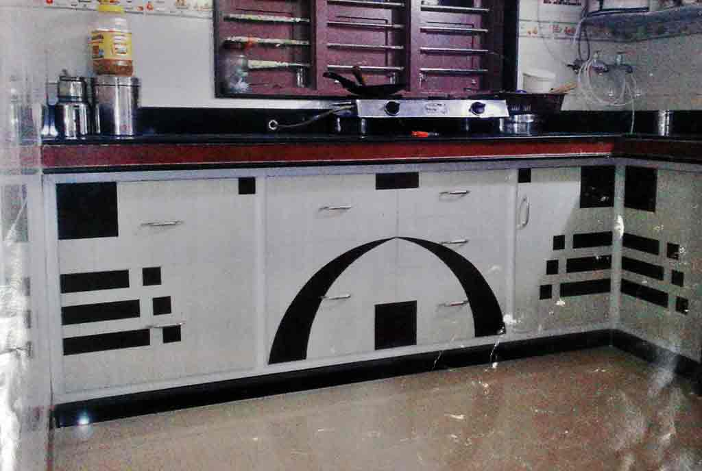 Regular Pvc Designer Kitchen Furniture In Ahmedabad Kaka Sintex Pvc Furniture For Kitchen In