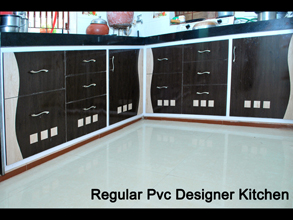 Regular Pvc Kitchen Furniture Kaka Sintex Pvc Furniture For Kitchen In Ahmedabad