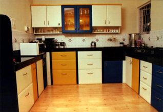 Regular PVC Kitchen