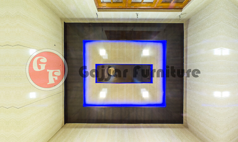 False Ceiling PVC Furniture